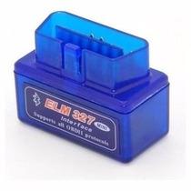 Interface Elm327 Obdii Scanner Automotivo Pronta Entrega
