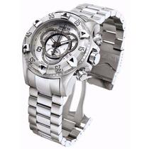 Relógio Masculino Excursion Prata Na Caixa