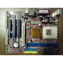 Placa Mãe Biostar M7vig 400 V7.3 Socket 462 Semprom Garantia
