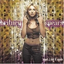 Cd - Britney Spears - Oops! ... I Did It Again - Lacrado