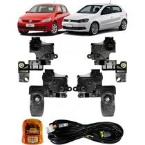 Kit Trava Eletrica Tragial Vw Gol G5 G6 4 Portas