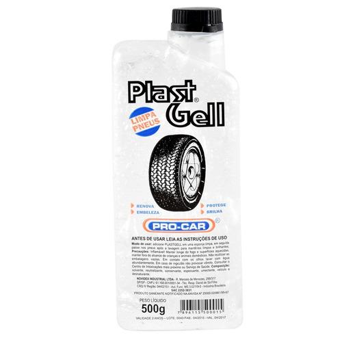 Plast Gell Pneu - Radnaq Pr011 - 20