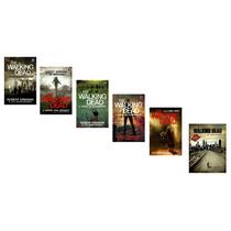 Kit Coleção The Walking Dead + Os Bastidores (6 Livros) #