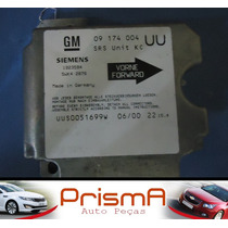 Modulo Central Do Airbag Gm Astra 99/2000 - Gm - 09174004