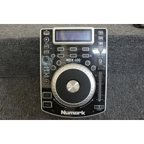 Player Mp3/cd/usb Com Prato Ndx400 Numark ( No Estado)