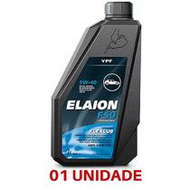 Oleo Motor Elaion Sintetico Sn 5w40 Gas/etanol/gnv 1l