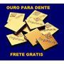 Degunorm Dentsply Liga Ouro Implant Dentario P/coroa E Ponte