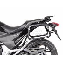 Suportes Para Fixação De Malas Laterais Trax Honda Nc 750x