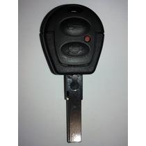 Chave C/telecomando+transponder Gol/parati/santana