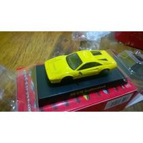 Kyosho Ferrari 1/64 308 Gtb Quattrovavole Amarela
