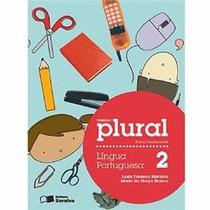 Livro Coleção Plural Língua Portuguesa Volume 2