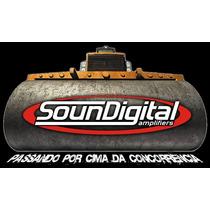 Som Amplificador Soundigital Sd800 800rms Taramps Stetson