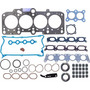 Kit Retifica Motor Superior Aço C/ret Audi A3 A4 A6 1.8 20v