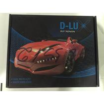 Iluminação Automotiva Kit Xênon H3 6000k D-lux Para Astra.
