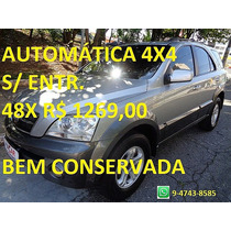 Kia Sorento 3.5 4x2 V6 24v 2004