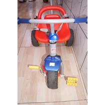 Triciclo Infantil Motoca Bandeirante R$ 140,00 + Frete