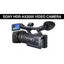 Filmadora Sony Camcorder Hdr-exmor 3cmos Handycam
