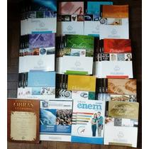 Coleção Completa - Livros Pré Vestibular Poliedro Medicina
