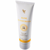 Aloe Sunscreen Forever - Protetor Solar Aloe Vera Fps30
