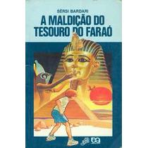 Livro A Maldição Do Tesouro Do Faraó Ed: Ática