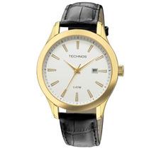 Relógio Masculino Technos Classic 2115uc/2b Pulseira Couro
