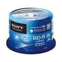 100 Dvd Philips Print +50 Bluray Sony 4x Printable Original