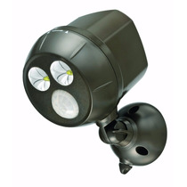Luminaria Sem Fio Super Potente Com Sensor De Presenca