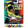 Hot Wheels Marvel Luke Cage Hero For Hire ´70 Chevy Blazer