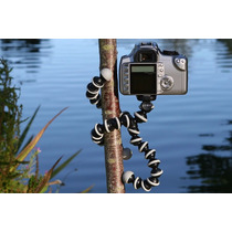 Tripe Aranha Regulável Fotografia Nikon Canon Câmera Iphone
