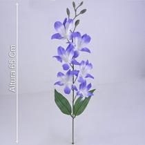 Galho C/6 Orquídeas Div Cores 65cm - Flores Artificiais