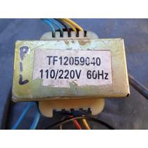 Transformador 110 /220 Volts -tf12059040