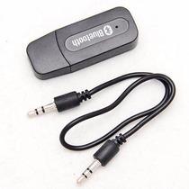 Transmissor Receptor Bluetooth Usb Sem Fio Carro Musica T59