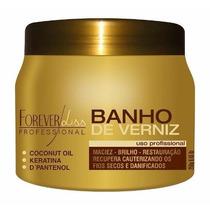 Forever Liss Banho De Verniz 250g+brinde