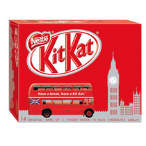 Chocolate Kit Kat Milk 630 Gr