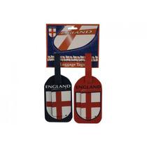 Etiquetas Para Malas - St George 2pc Inglaterra Bandeiras De