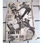 Cartaz Kung Fu Arte Marcial (bruce Lee) Shaolin Garra Aço.