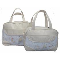 Bolsa Mala Saída Maternidade Kit Bebê Promoção Mv 5758