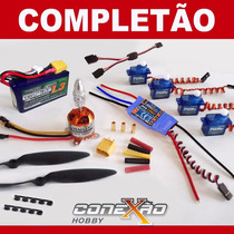 Super Kit Combo Turnigy D2830/11 Brushless Avião Aeromodelo