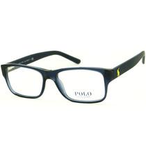 Armação P Óculos De Grau Polo Ralph Lauren Ph 2117 Masculina