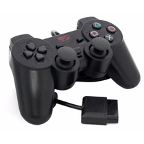 70 Controle Playstation 2 Ps2 Dual Shock Novo + Nfe