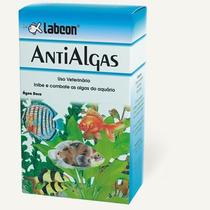 Anti Algas Aquários Água Doce Alcon Labcon 200ml Antialgas