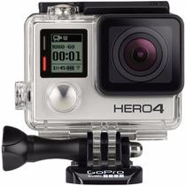 Câmera Digital Gopro Hero 4 Silver Motorsport