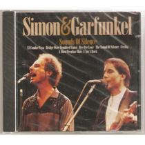 Cd Simon & Garfunkel - Sounds Os Silence ( Imp. - Frete Grat