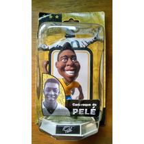 Tot Toys Caricraque Pelé Seleção Brasileira 14 Cm