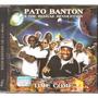 Cd Pato Banton, Reggae Revolution - Time Come.. Life Miracle