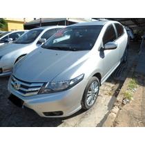 Honda City 1.5 Lx 16v Flex 4p Automático 2013/2014