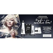 Matizador Platinum Shock Mitari Shampoo+máscara+queratina