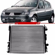 Radiador Clio 2008 2007 2006 2005 2004 2003 2002 2001 00 99