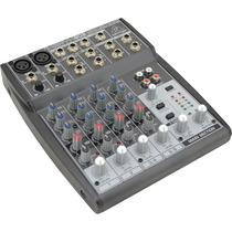 Mesa De Som Behringer Xenyx 802 Mixer Xenyx802 C/ Garantia