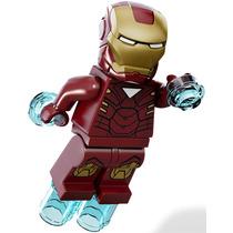 Homem De Ferro Lego ( Iron Man Lego )